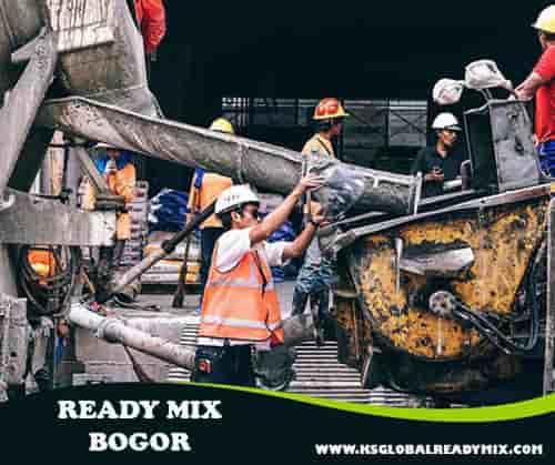harga beton ready mix bogor