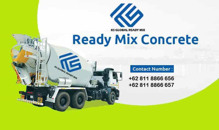 harga beton cor ready mix sawangan