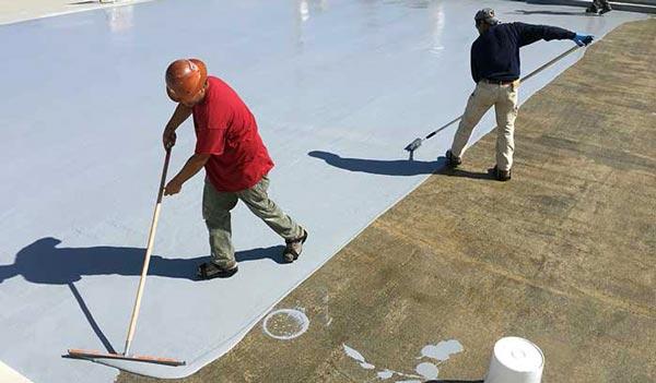 merawat atap beton agar bebas bocor